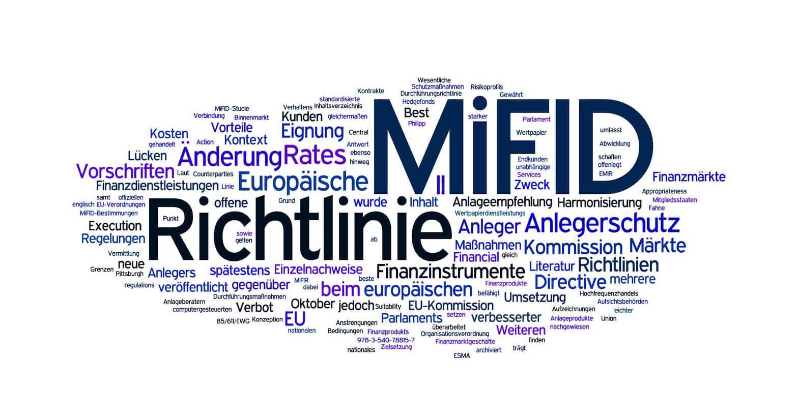 MiFID Fragestellungen